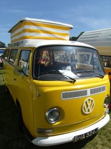 A Riviera camper conversion